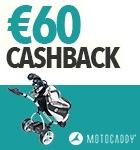 Motocaddy €60 cashback