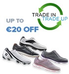 FootJoy shoe trade in last chance Euro