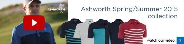 Ashworth Spring Summer 2015 clothing