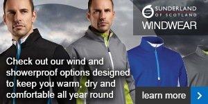 Sunderland windwear collection