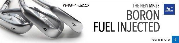 Mizuno MP-25 irons