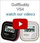 GolfBuddy VS4 talking GPS
