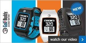 GolfBuddy Wearable GPS