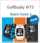 GolfBuddy Wearable GPS