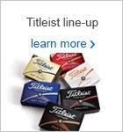 Titleist Golf Ball Line-Up