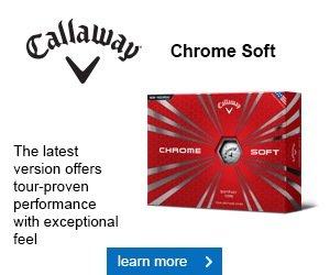 Callaway Chrome Soft Golf Ball
