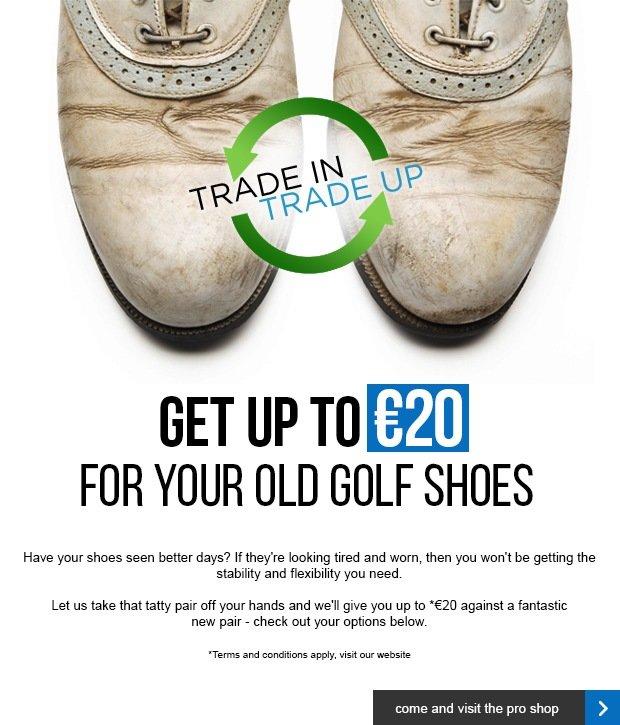 Shoe trade in - SM Euros