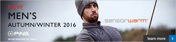 PING Autumn Winter 2016 - sensorwarm