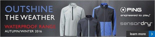 PING AW 2016 Outerwear