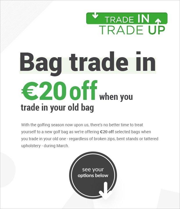 Bag Trade In - Euro SM 2017