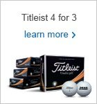 Titleist Loyalty Rewarded - save €60