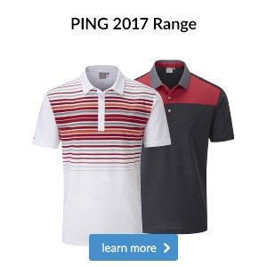 PING Spring Summer Apparel 2017