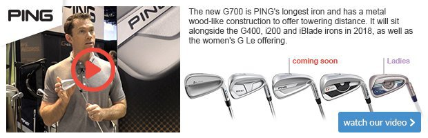 PING G400 Irons