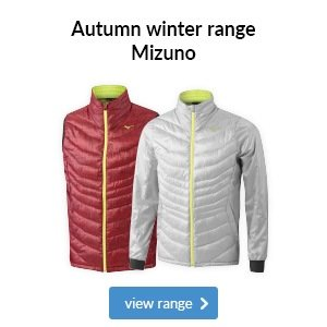 Mizuno autumn winter clothing 2017