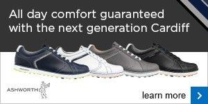 Ashworth Cardiff ADC shoe