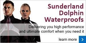 Sunderland Dolphin waterproofs