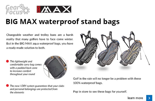BIG MAX Waterproof Bags