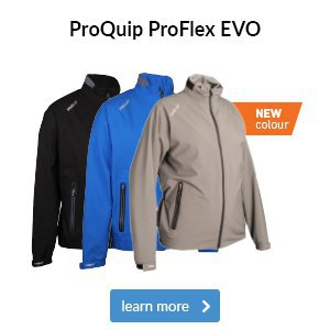 ProQuip Pro-Flex EVO men's waterproofs