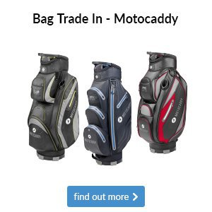 Get €20 off a new Motocaddy bag