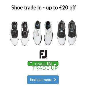FootJoy Shoe Trade In - €20 Off